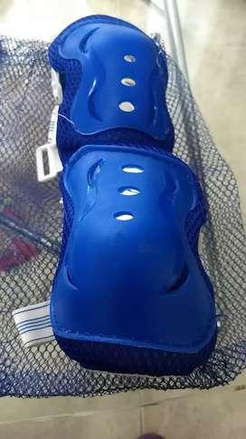Kit de protección para patinaje codera,rodillera
