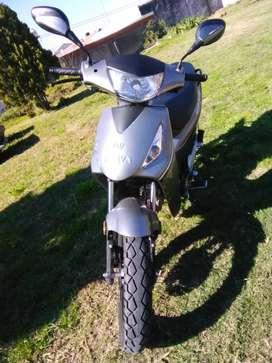 Moto BRAVA NEVADA 2021