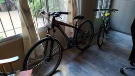 vendo bicicleta top mega mustang
