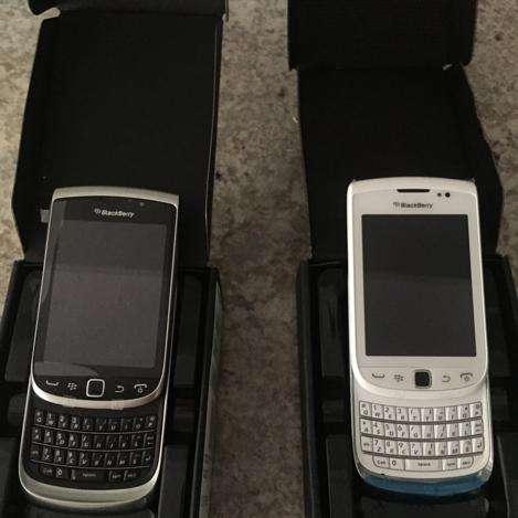 Blackberry 9810 Nuevos. Libres. Torch 0