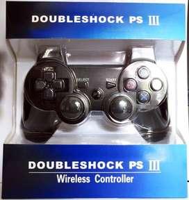 Joystick Inalámbrico para PS3 Genérico Dualshock 3