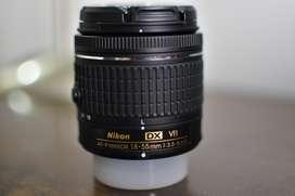 Lente Nikon 18-55mm f/3.5-5.6G VR AF-P DX