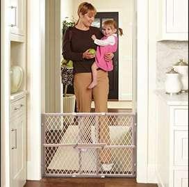 Reja Puerta de seguridad para bebs
