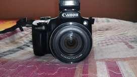 Vendo camara canon powershot sx50 hs