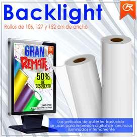 Backlight Impresion digital