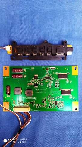 Vendo Tarjeta Inversora o Backlight Tv Panasonic TC - L42E6H