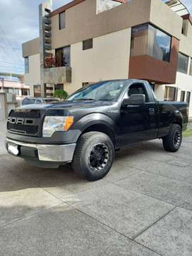 Ford F-150  Cabina Simple  72000 km  Extras Impecable