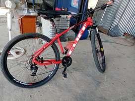 Vendo bicicleta cliff