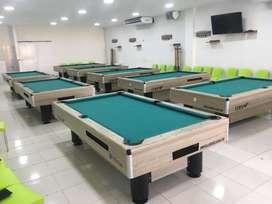 Mesas Pool O Billar Nuevas Y Segundad