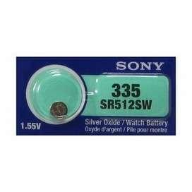 Pilas Sony 335 Sw512sw De 1.55v Nuevos.