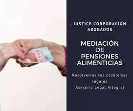 Abogados Loja Justice MEDIACIÓN DE PENSIONES ALIMENTICIAS