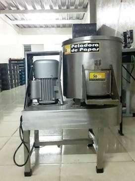 Maquinaria para Fabrica de Papas Fritas
