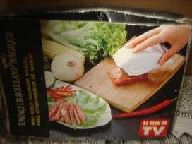 Picadora De Carne Y Cortadora Manual Roller Slicer No Envio