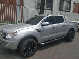 camioneta ford ranger modelo 2014