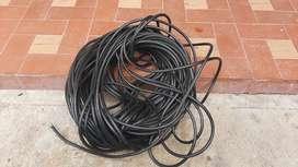 Cable encauchetado 2x16