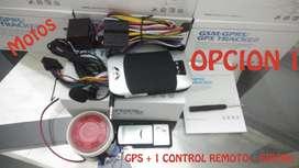 Alarma Gps 303g Carro O Moto Instalada
