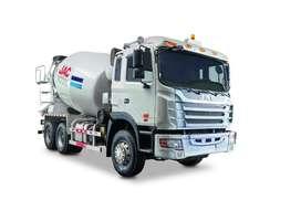 Mixer JAC 9m3 EURO 4 - HFC5251 6X4 E4