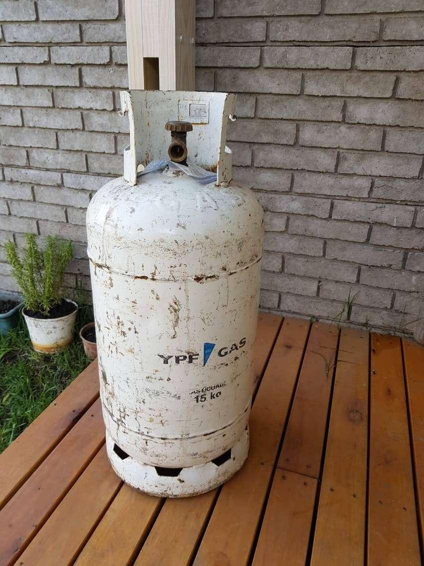 Vendo Garrafa 15 kg 0