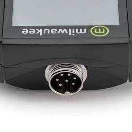 Medidor combinado de pH / conductividad / TDS portátil estándar MW802 Milwaukee Marca europea