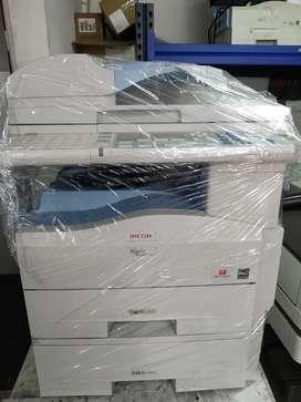 Fotocopiadoras e impresoras Ricoh más de 500 referencias