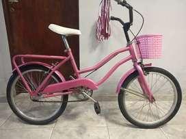 Impecable bici nena VENDO