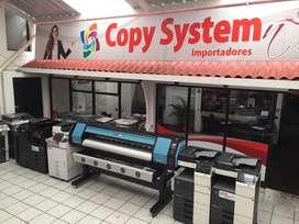 Plotter -copiadoras- impresoras Uv