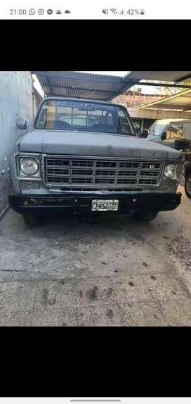 Chevrolet c10 modelo 77 con gnc