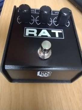 Pedal distorsion pro Co rat