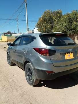 Vendo Hyundai tucson full equipo año 2012