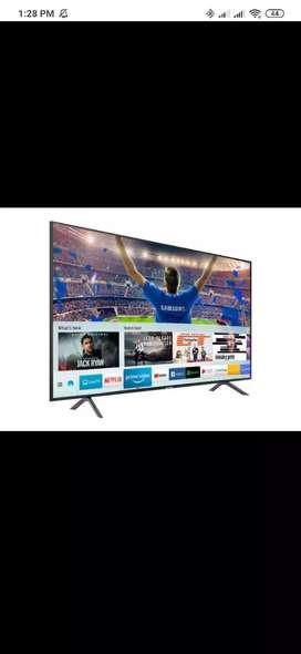 """TV smarth de 65"""" 4K"""
