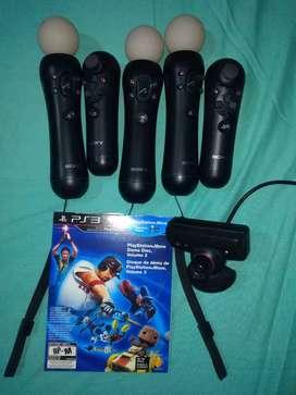 Accesorios Playstation 3 move