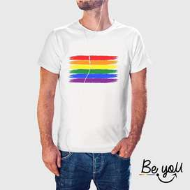 Polo Bandera Lgbt Gay