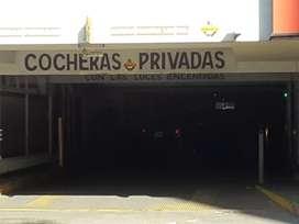 Vendo Cochera Centrica Paraguay Al 800