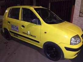 Vendo taxi modelo 2011