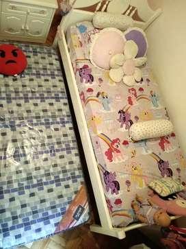 Juego de Dormitorio Infantil 4 Piezas