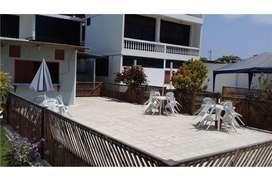 hotel frente al mar de venta san jacinto