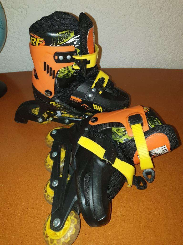 Patines Roller Nerf 0