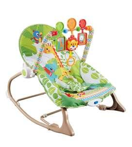 Hermosas sillas mecedoras, vibradoras