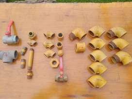 Materiales varios