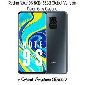 Xiaomi Redmi Note 9s 6gb 128gb Global Version Color Gris