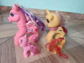 4 Pony para niñas