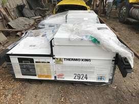 generador genset Thermo King para contenedor refrigerado camion