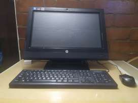 PC HP todo en uno TouchSmart