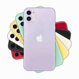 Súper Precio, Iphone 11 64GB con un año de garantía oficial Apple