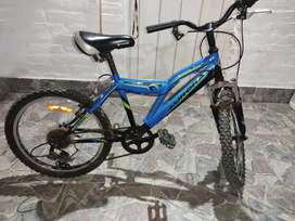 Bicicleta rodado 20 Aurora SX