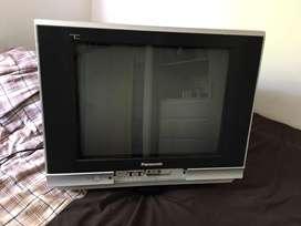 Vendo tv panasonic de 25pulgadas