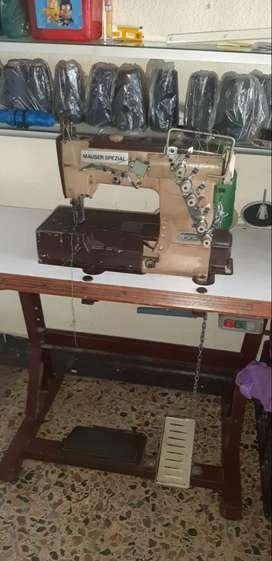máquina collarin MAUSER SPEZIAL
