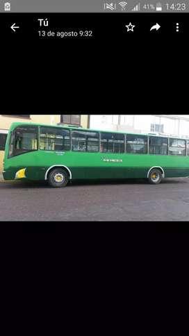 Vendo bus volswagen 2004 carrocería miral