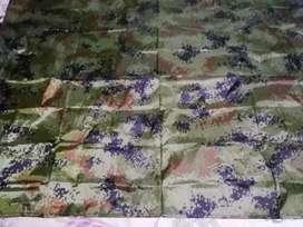 Carpa camuflada proteccion solar