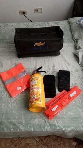 Kit de Carretera Chevrolet Original